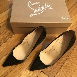 Christain Louboutin pigalle 100mm